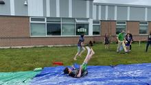 Grade 5 Water Day!!